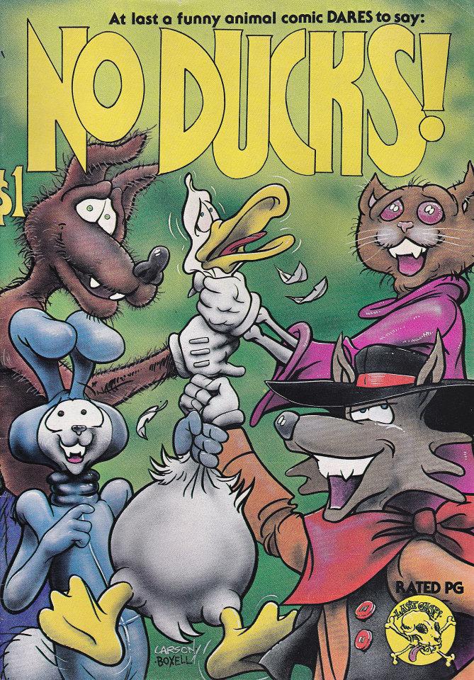 No Ducks #1 Comic Book