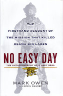 No Easy Day: The Autobiography of a Navy Seal Book