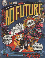 No Future #1 Comic Book