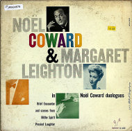 "Noel Coward / Margaret Leighton Vinyl 12"" (Used)"