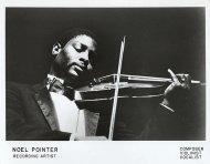 Noel Pointer Promo Print
