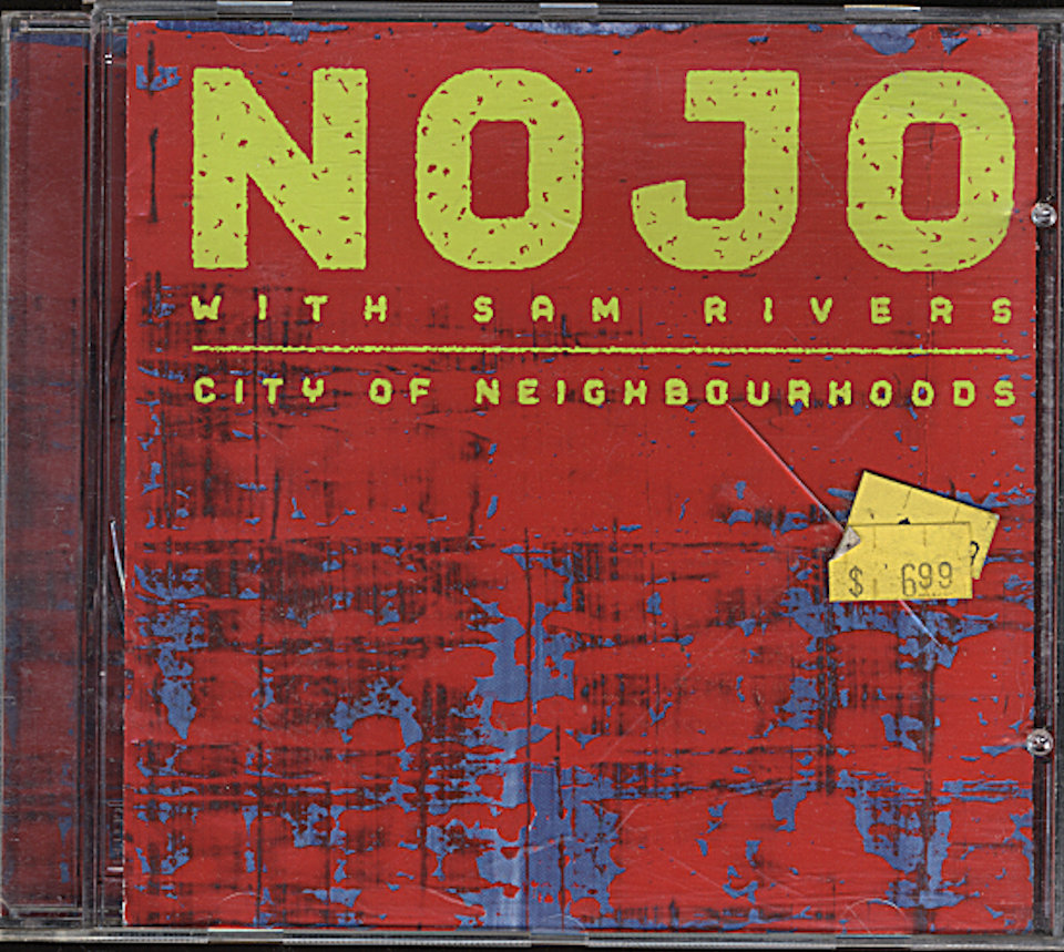 Nojo With Sam Rivers CD