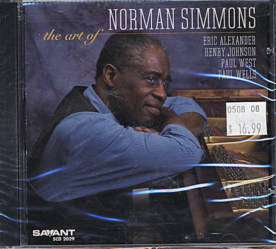 Norman Simmons CD