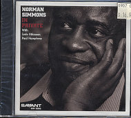 Norman Simmons CD