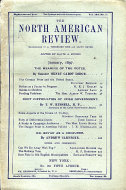 North American Review 1/1/1897 Magazine