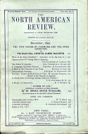 North American Review 12/1/1892 Magazine