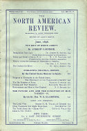 North American Review 6/1/1896 Magazine