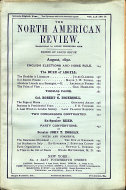 North American Review 8/1/1892 Magazine