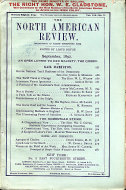 North American Review 9/1/1892 Magazine