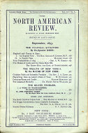 North American Review 9/1/1893 Magazine