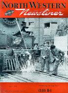 North Western Newsliner Vol. 1 No. 7 Magazine