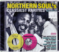 Northern Soul's Classiest Rarities: Volume 4 CD