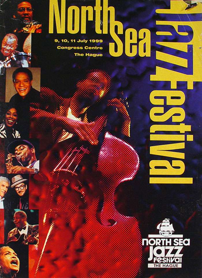 Northsea Jazz Festival Program
