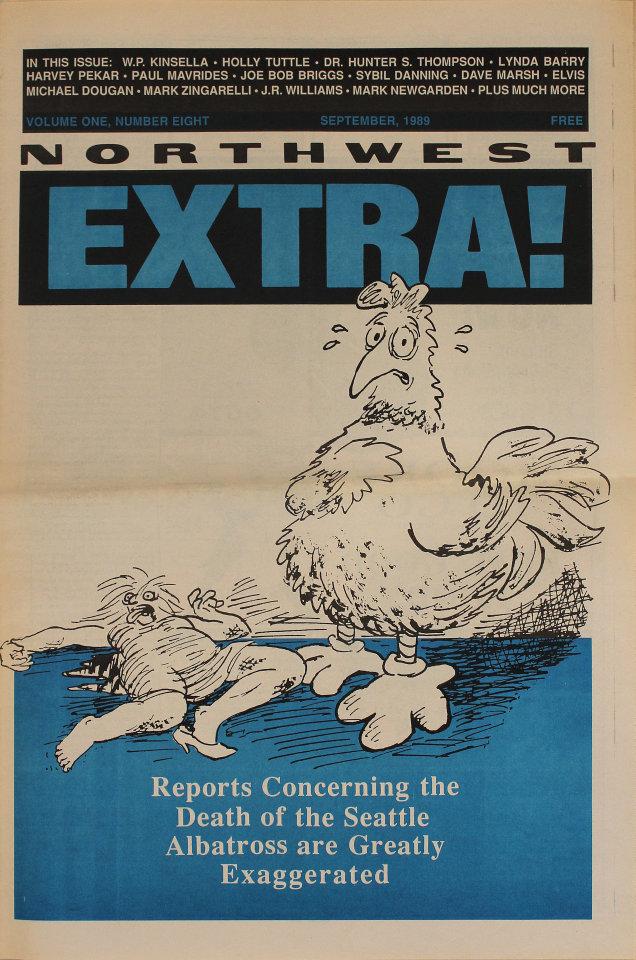 Northwest Extra Sep 1,1989