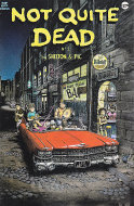 Not Quite Dead #1 Comic Book