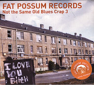 Not The Same Old Blues Crap CD