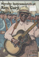 Novelty Instrumentals of Rev. Gary Davis DVD