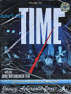 Now's The Time Volume 123 Book