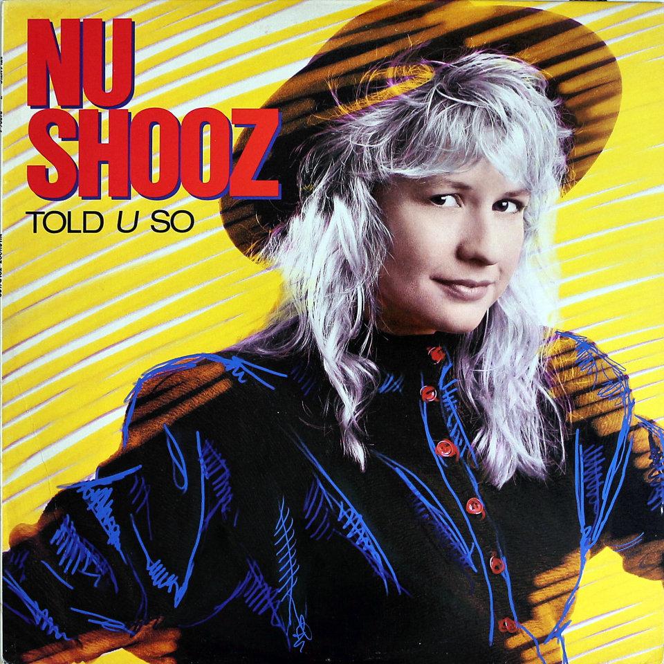 """Nu Shooz Vinyl 12"""" (Used)"""