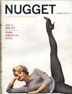 Nugget Oct 1,1958 Magazine