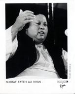 Nusrat Fateh Ali Khan Promo Print