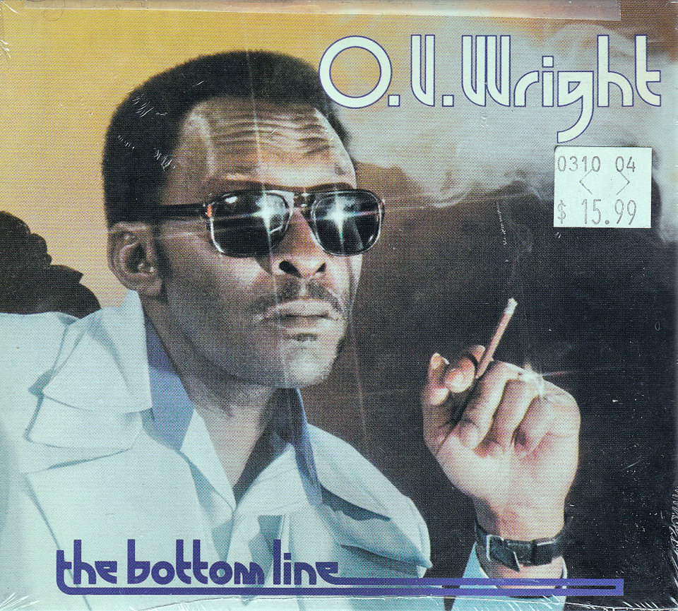 O.V. Wright CD