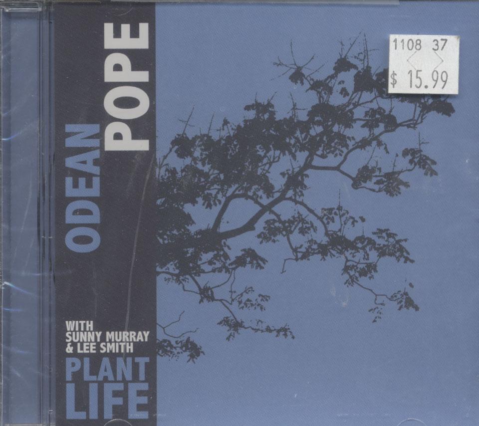 Odean Pope CD