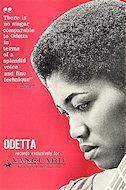 Odetta Handbill