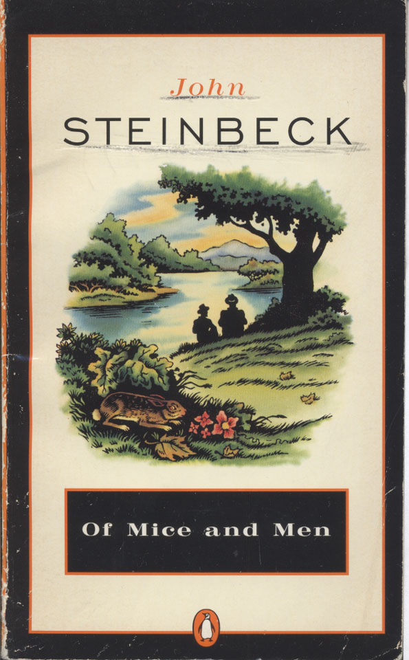 a comparison of the similarities and differences between john steinbecks of mice and men and the mov Comparison of mice and men and the scarlet ibis it was the first work to bring john steinbeck national steinbeck conceived of mice and men as a.