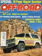 Off-Road Vol. 10 No. 5 Magazine