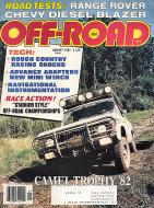 Off-Road Vol. 16 No. 8 Magazine