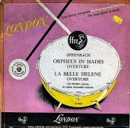 """Offenbach Vinyl 10"""" (Used)"""