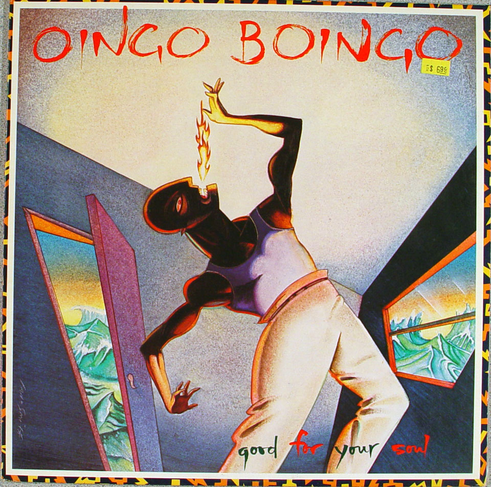 """Oingo Boingo Vinyl 12"""" (Used)"""