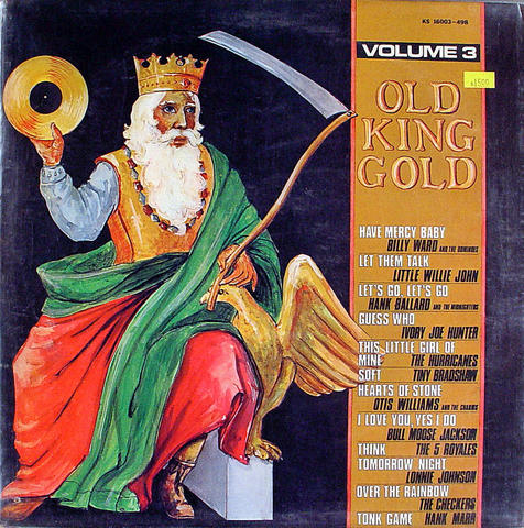 "Old King Gold Volume 3 Vinyl 12"" (Used)"