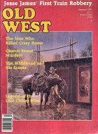 Old West Vol. 27 No. 4 Magazine