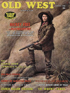 Old West Vol. 4 No. 4 Magazine
