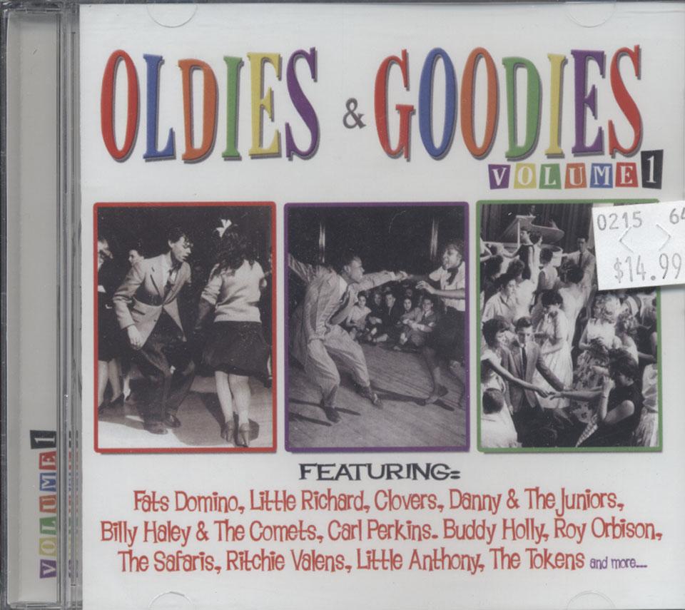 Oldies & Goodies: Volume 1 CD