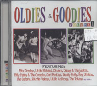 Oldies & Goodies: Volume 1 CD