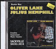 Oliver Lake CD