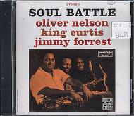 Oliver Nelson / King Curtis / Jimmy Forrest CD
