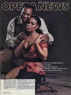 Opera News Vol. 49 No. 13 Magazine