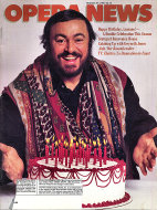 Opera News Vol. 50 No. 14 Magazine