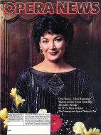 Opera News Vol. 50 No. 15 Magazine