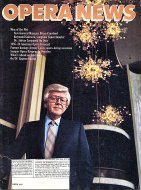 Opera News Vol. 50 No. 3 Magazine