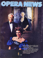 Opera News Vol. 50 No. 4 Magazine