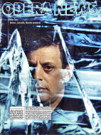 Opera News Vol. 52 No. 17 Magazine