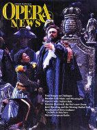 Opera News Vol. 55 No. 9 Magazine