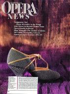 Opera News Vol. 57 No. 3 Magazine