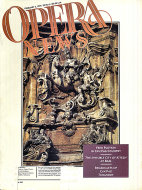 Opera News Vol. 59 No. 10 Magazine
