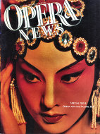 Opera News Vol. 59 No. 5 Magazine